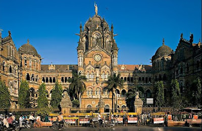 World's finest Railway Station - Victoria Terminus, Mumbai