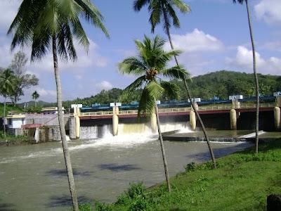Aruvikkara Dam-Trivandrum