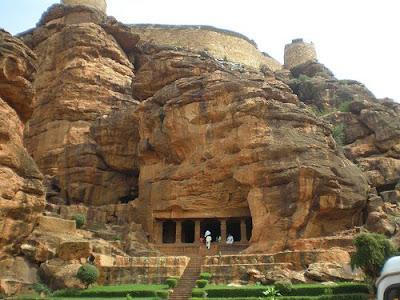 Badami Cave Temple, Karnataka Tourism