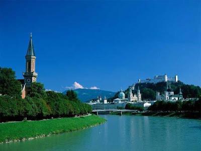 Saltzburg Austria still