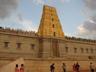Kalabhairaveshwara Temple, Adichunchanagiri, Karnataka