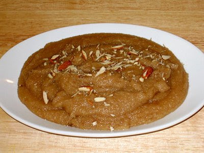 Breadcrumb Halwa Recipe