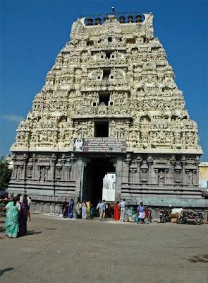 Kanchi Kamakshi Amman Temple, Kancheepuram