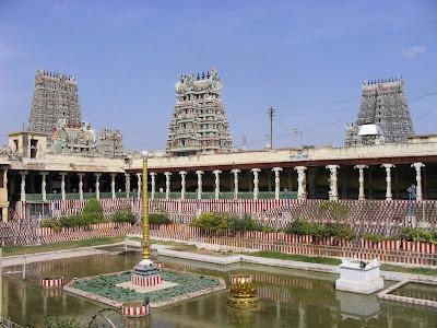 Sree Meenakshi Sundareswarar Temple, Madurai