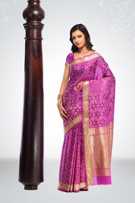 RMKV  Mysore Silk Sarees