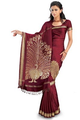 RMKV superb Mysore Silk Sari