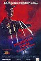 Pesadilla final, la muerte de Freddy (1991) online y gratis