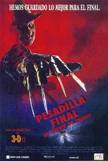 Ver Película  Pesadilla final, la muerte de Freddy Online Gratis (1991)