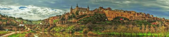 PUENTE DE ALCANTARA Y ALCAZAR