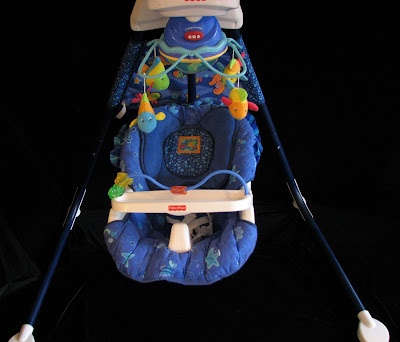 Fisher Price Ocean Wonders Aquarium Cradle Swing 85