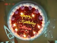 Bday cake #2
