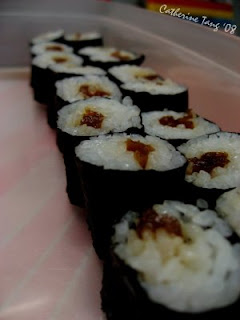 Kamyo maki-s in a row