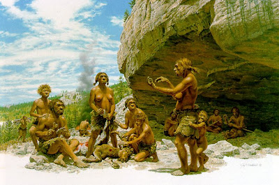 Familia Neandertal. Ciencia Kanija