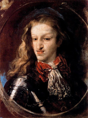 Carlos II por Claudio Coello