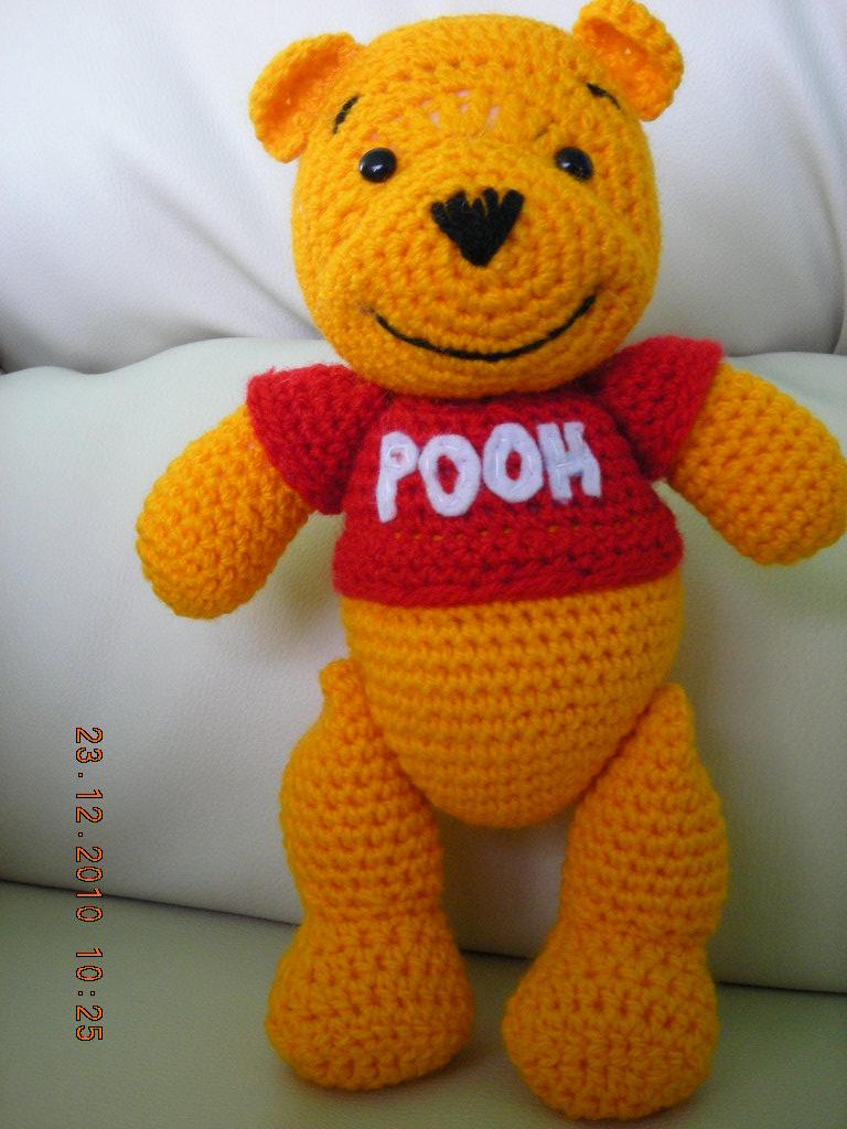 Patron Amigurumi Eeyore : HOSHILANDIA: Winnie The Pooh