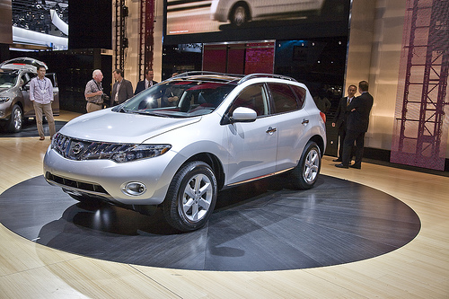 Car News And Cars Gallery  2009 Nissan Murano