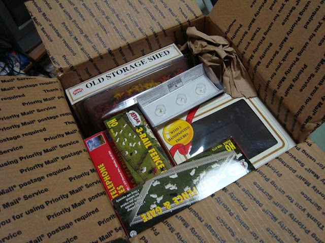 Model Railroad Model Kits