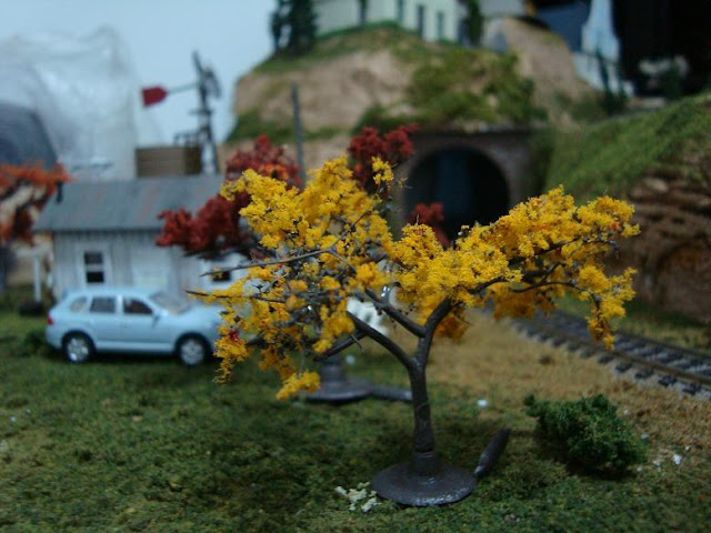 Woodland Scenics Model Railroad