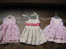 Vestidos de bebitas...