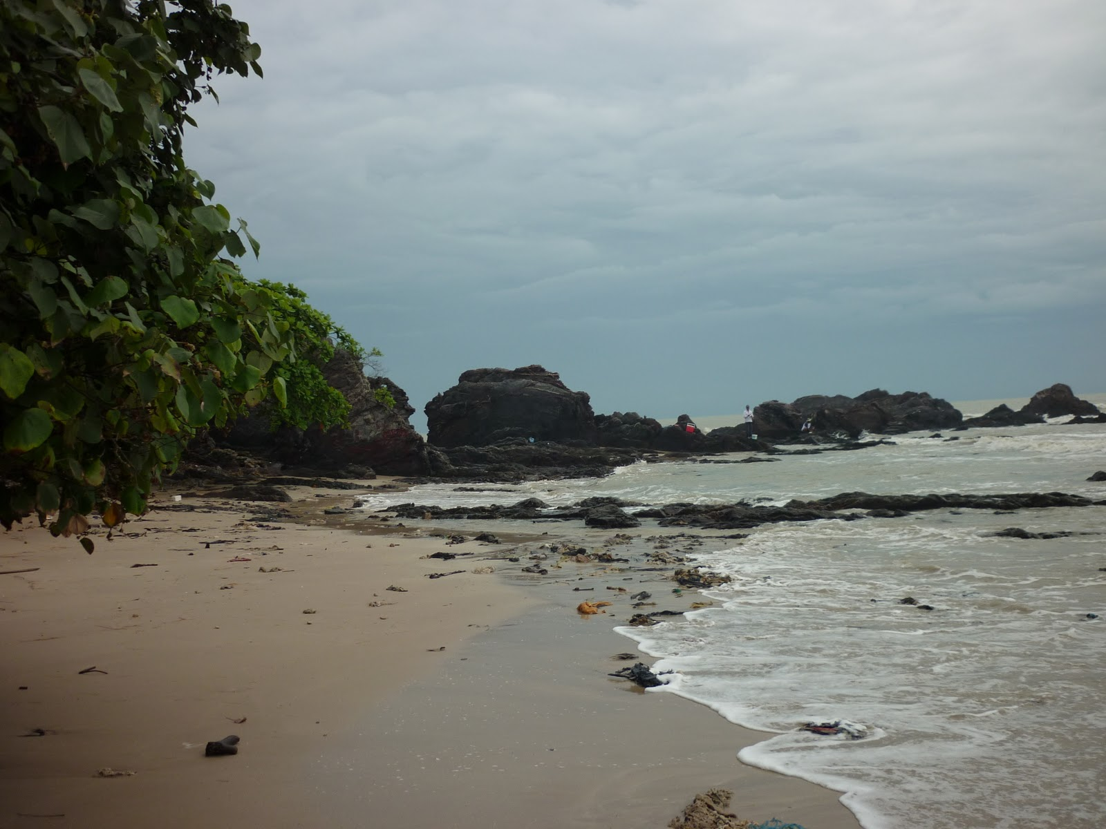 The Secluded Vacation Spot Of Batu Layar Beach Desaru