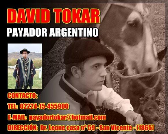 David Tokar - Payador Argentino