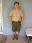 My little boyscout