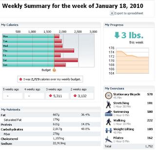 weekly summary week 1