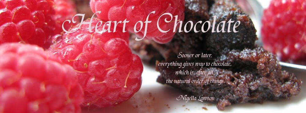 Heart of Chocolate