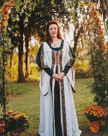 Prevpemenpe celtic wedding dress patterns for Scottish wedding guest dress