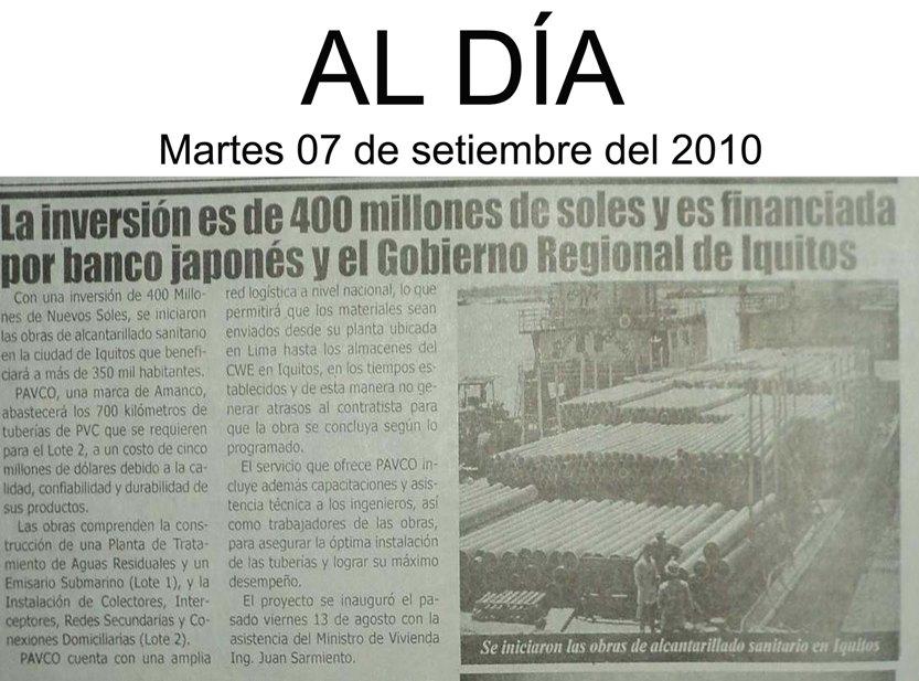 gobierno regional iquitos: