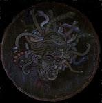 Que hay en la cabeza de Medusa?