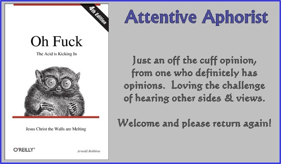 Attentive Aphorist