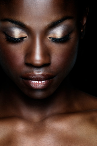 But first of all, why skin gets dark? The color of the skin can range from