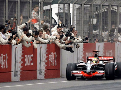 GP da China de Formula 1, Xangai em 2008 - deolhonaf1.blogspot.com