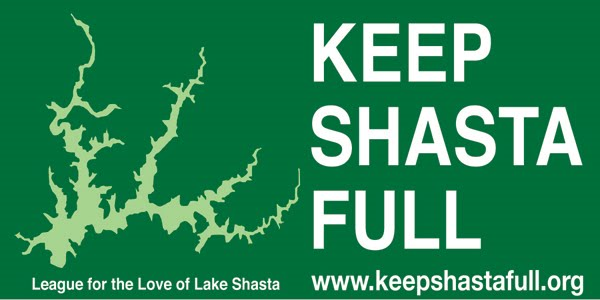 Keep Shasta Full