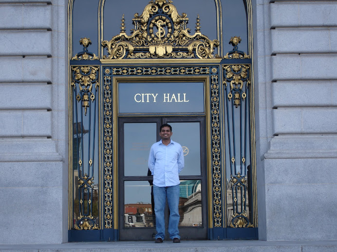 CITY HALL SAN FRANCISCO