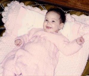 Marcelita bebé