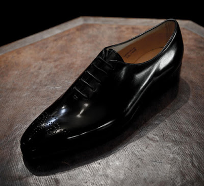 Bespoke shoes at Cleverley: Part 2