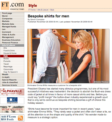 Permanent Style in the Financial Times