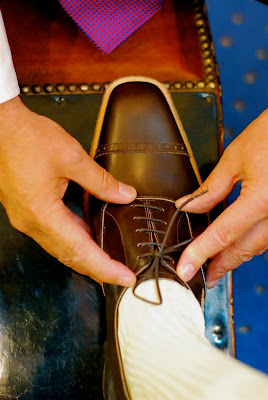 Bespoke shoes at Cleverley: Part 8