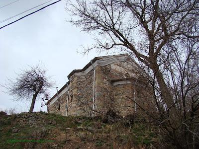 """Църквата на село Чуйпетлово """"Света Петка"""""""