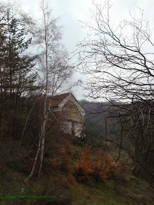 Църкавата в село Чуйпетлово -