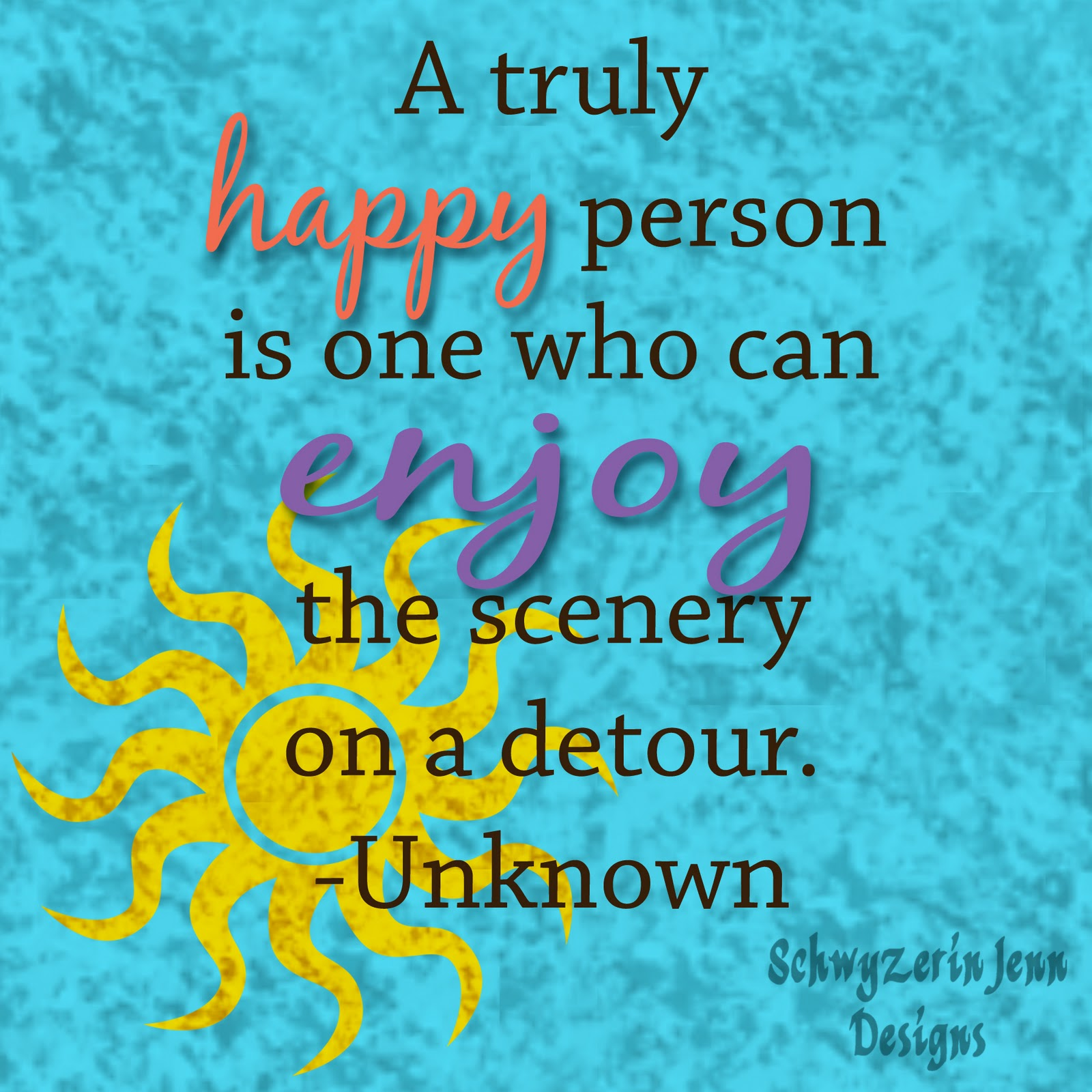 quotes about being a happy person