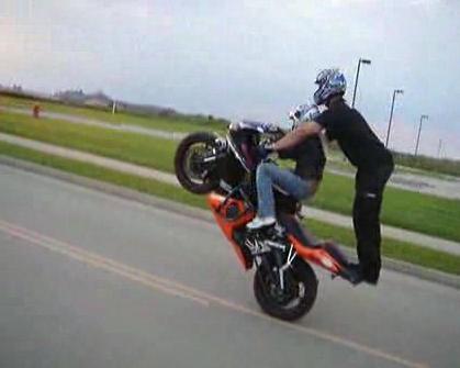 multiple funny stunts