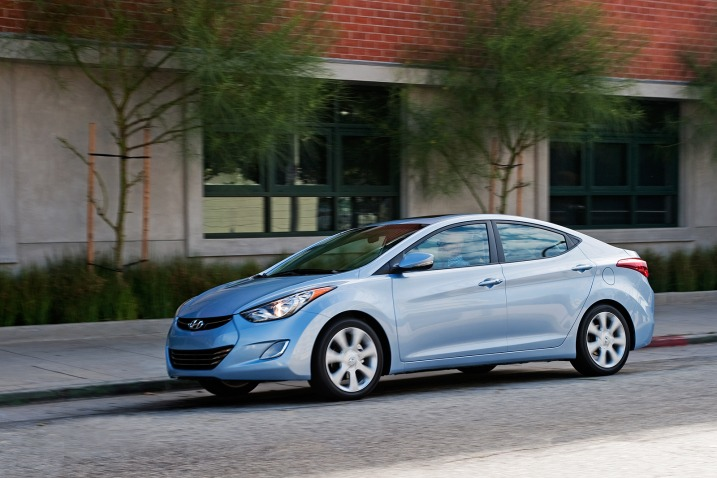 Macedone Miles  2011 Hyundai Elantra  Top 10 Most Beautiful Vehicles