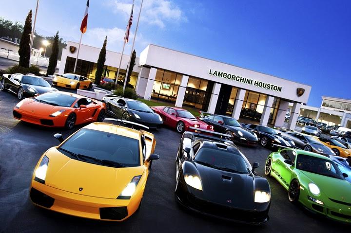 Porsche Of North Houston Porsche Of North Houston Welcomes Lamborghini Houston To Our Growing