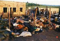 Thousands of Hutu murdered by Kagame inside Rwanda, e.g. Kibeho massacres