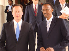 Rwanda has become a new British colony replacing the Belgians.