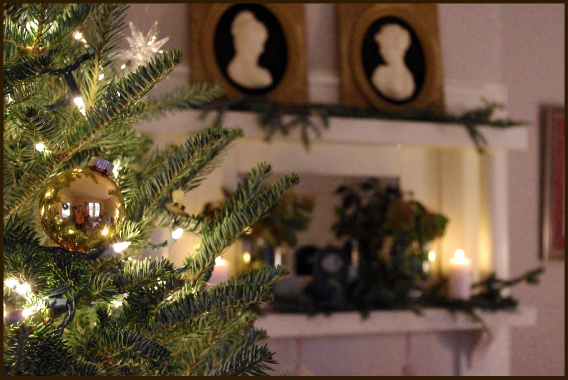 Restoring The Roost Christmas Decor 2010 Using Natural
