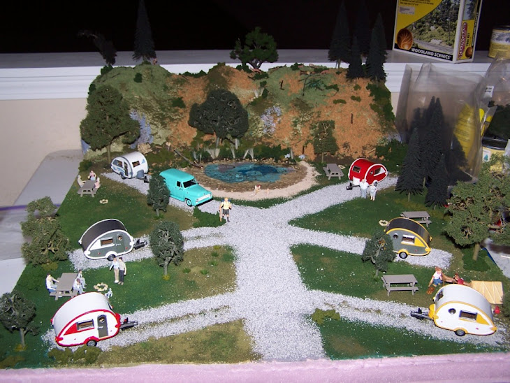 Alan's Diorama Of A T@B Rally